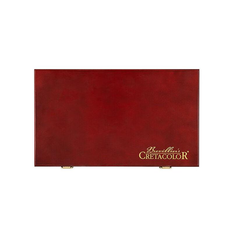 Cretacolor Ultimo rajzkészlet fadobozban - 36 db