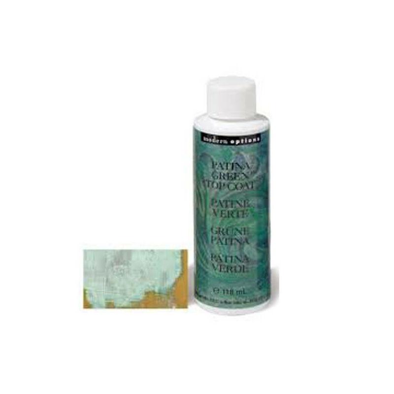 Modern Options - patina, zöld, 118 ml