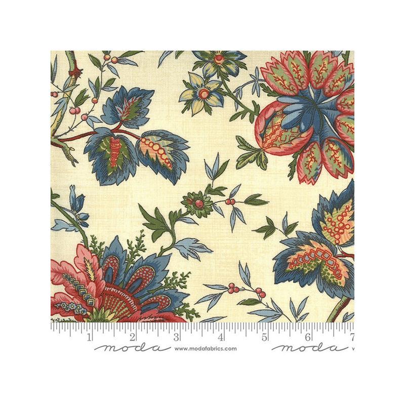 Patchwork anyag - Moda - Elinore'S by Betsy Chutchian 31619-11 ruler
