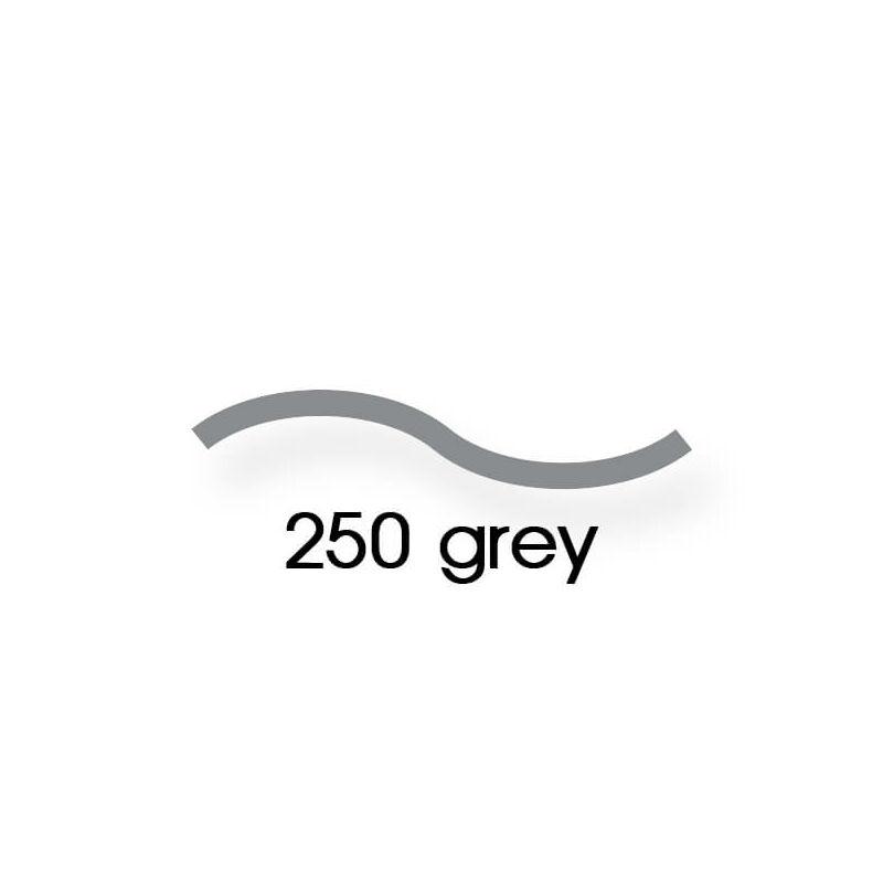 Vitrail kontúrfesték, nem kiégethető, 20 ml - szürke, 250 szín
