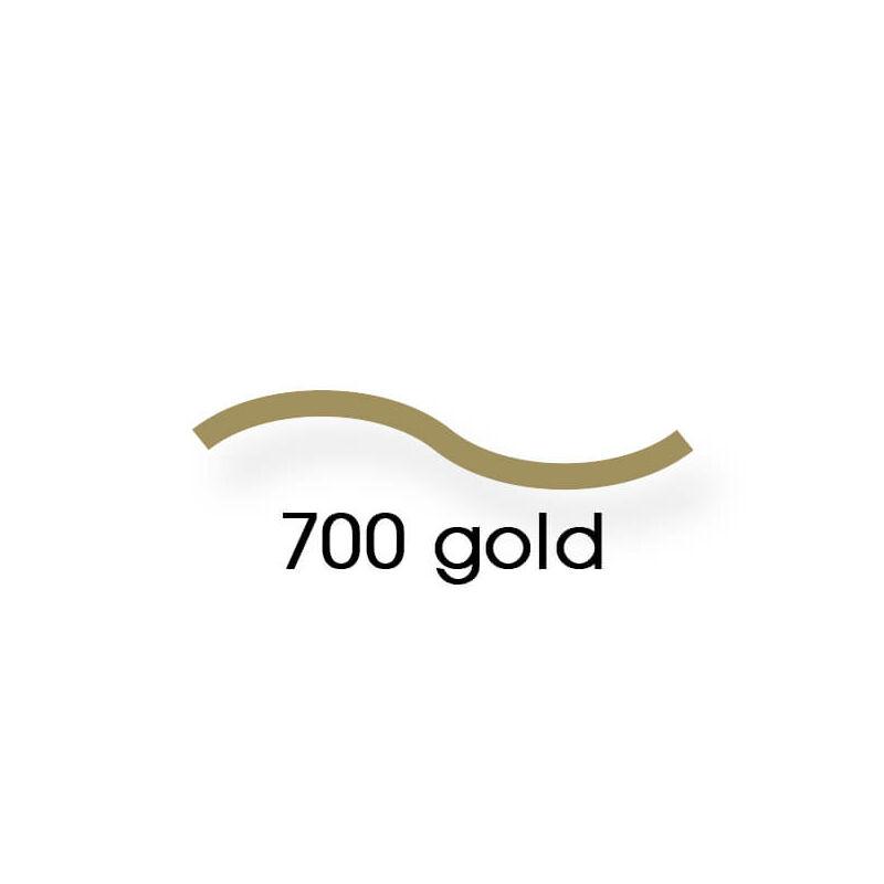 Vitrail kontúrfesték, nem kiégethető, 20 ml - arany, 700 szín