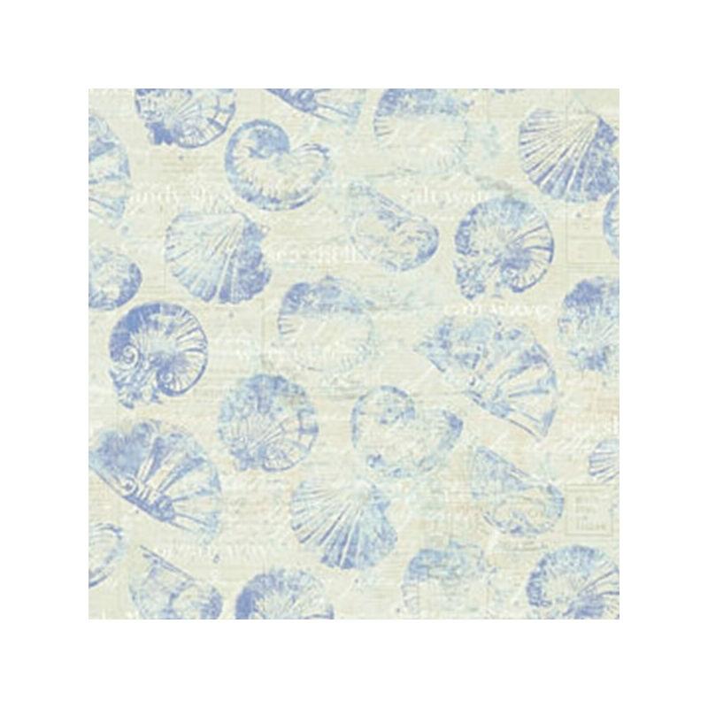 Akció! Patchwork anyag - Clothworks - Sea Cottage Y1900-11