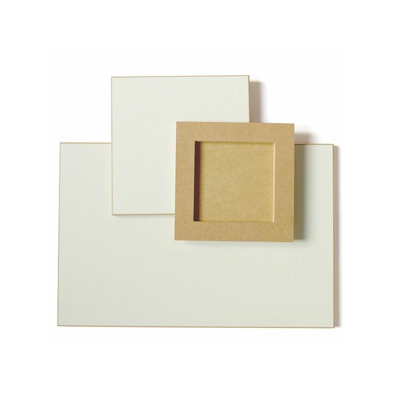 Premium board festmény öntőforma műgyantához - szögletes, 40x60 cm
