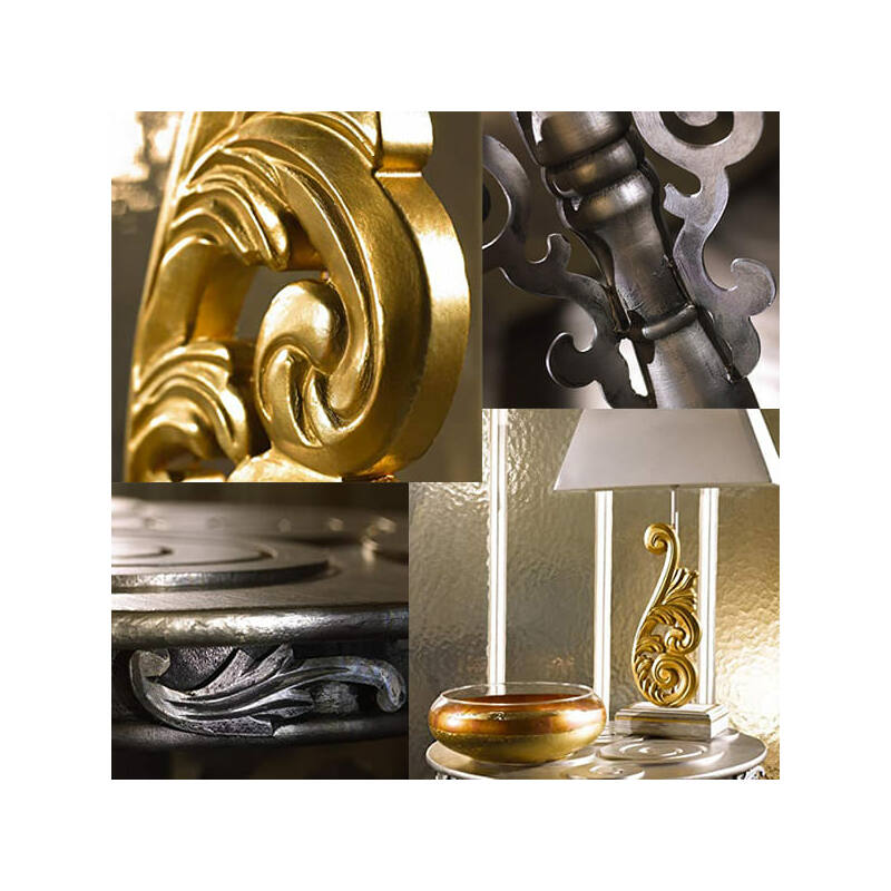 L&B Gilding Liquid aranyozó folyadék, 75 ml - pale gold