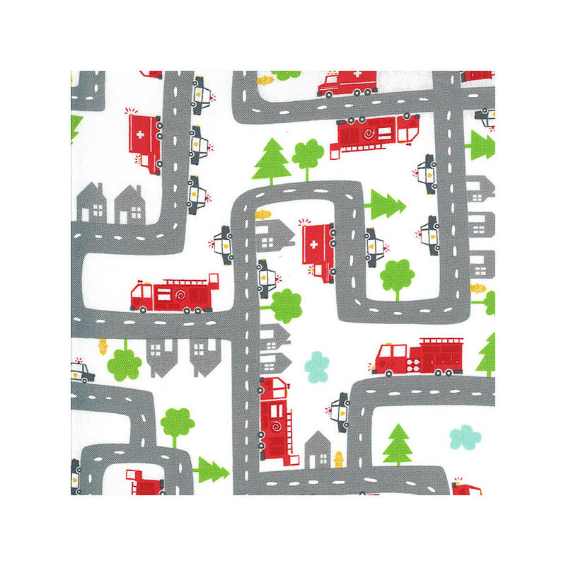 Patchwork anyag - Moda - On the go by Stacy lest Hsu 20723-11